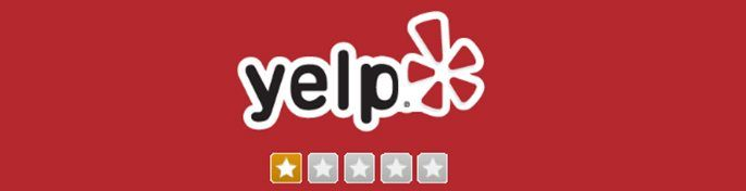 How One Restaurant LOVES their ONE STAR YELP reviews!