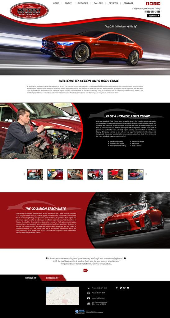Actionautobodyclinic Web