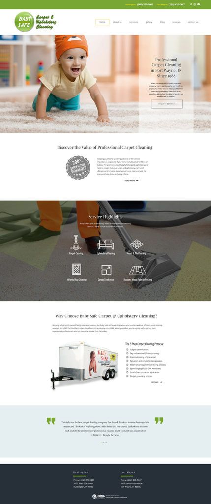 Babysafecarpetcleaning Web