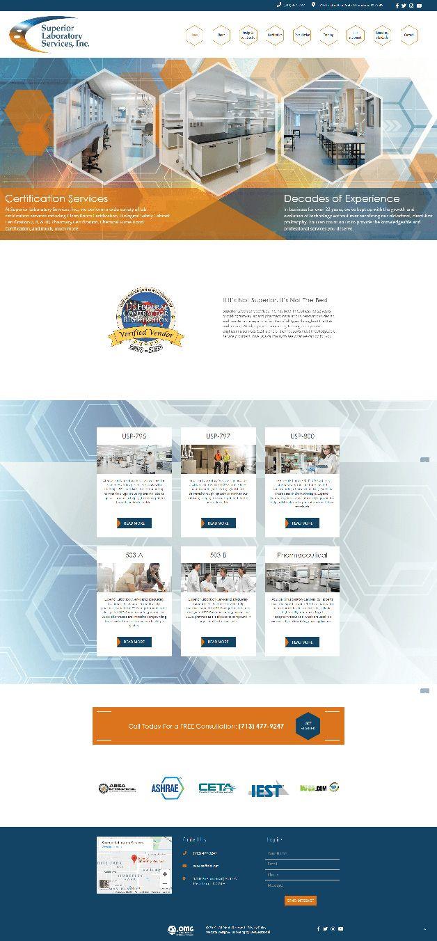 Superior Laboratory Services Inc