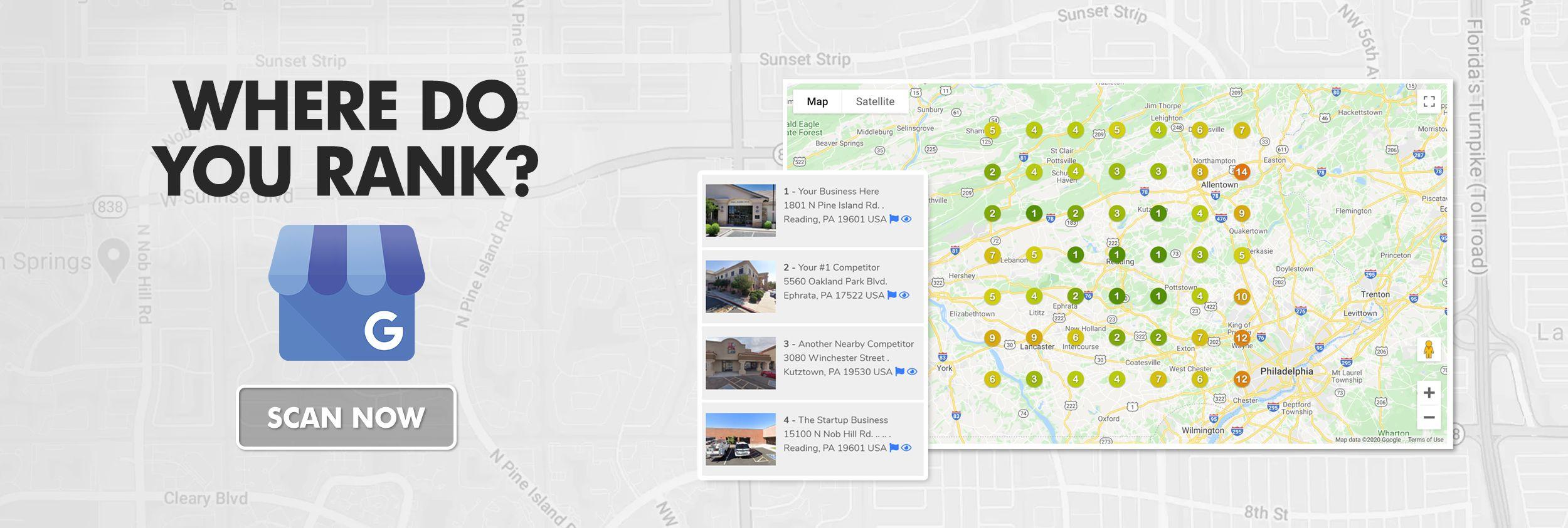 OMG Rank Grid - Where Do You Rank?