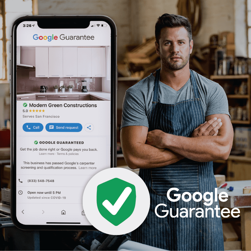 Google Guarantee Carpenter 01