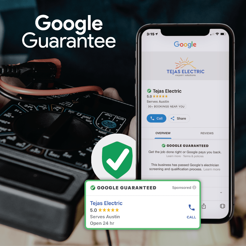 Google Guarantee Electrician 01