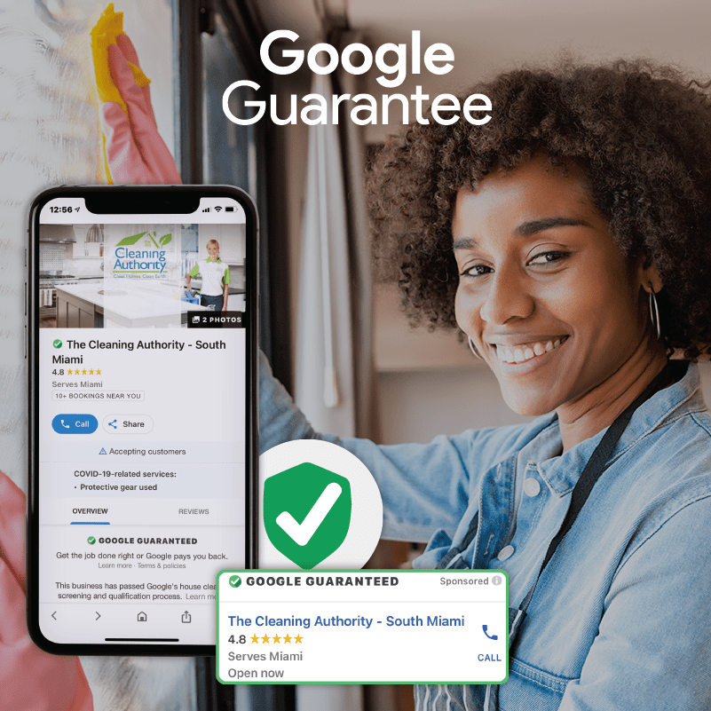Google Guarantee House Cleaning 01