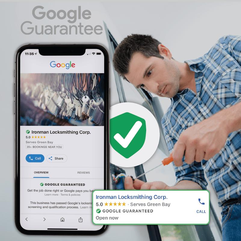 Google Guarantee Locksmith 01
