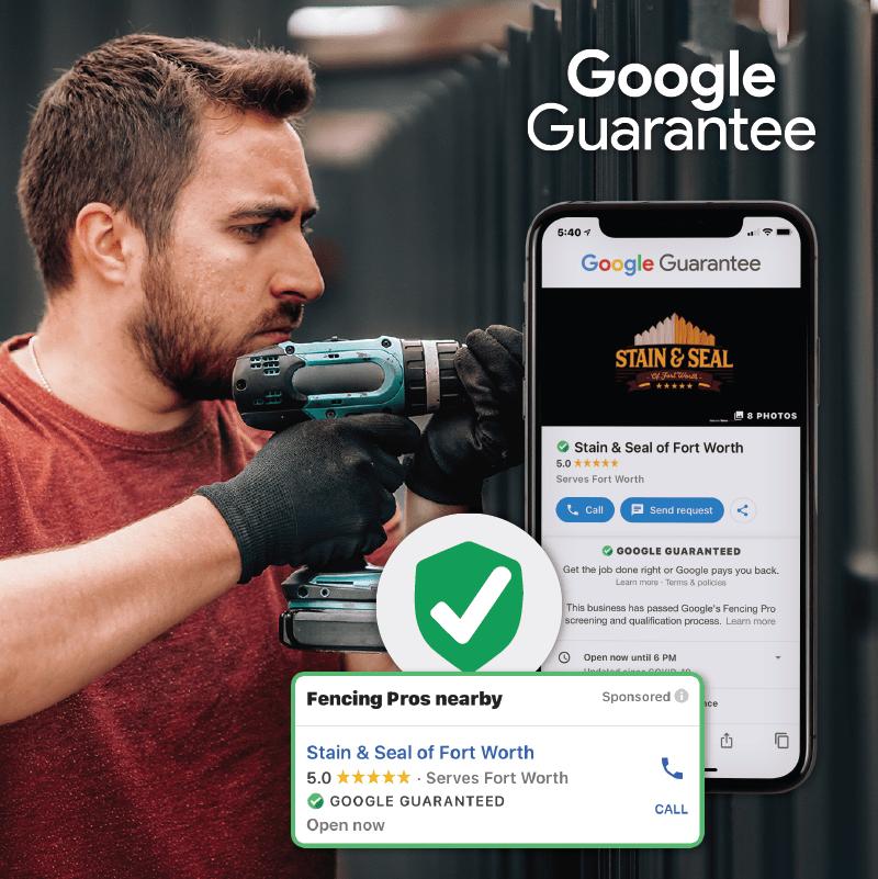 Google Guarantee Fencing 01